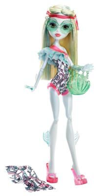 Лагуна Блю - Монстры в купальниках (Lagoona blue: Swim dolls) (фото)