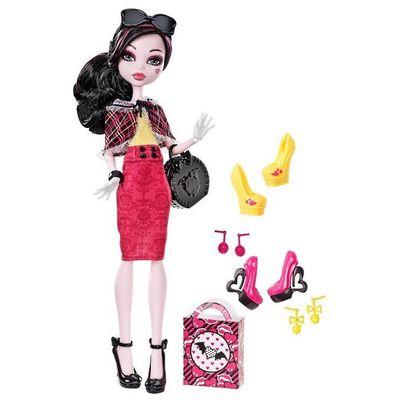 Дракулаура - Я люблю модную обувь (Draculaura - I love Fashion Shoes)
