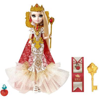 Эппл Уайт - По королевски (Apple White - Royally Ever After)