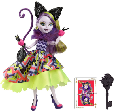 Китти Чешир - Путешествие в Страну Чудес (Kitty Cheshire - Way too Wonderland) (фото)