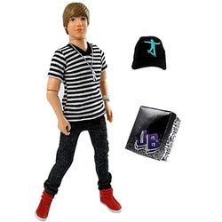 Джастин Бибер (JUSTIN BIEBER JB STYLE COLLECTION WITH BLACK OUTFIT)