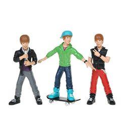 Джастин Бибер - коллекционные фигурки (Justin Bieber - Mini Doll Figure Collection)