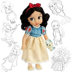Белоснежка в детстве (40см.) (Disney Animators' Collection Snow White Doll with Bluebird)