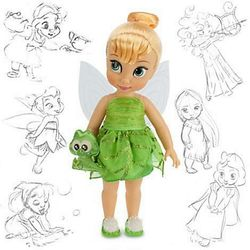 Тинкер Бэль в детстве (40см.) (Disney Animators' Collection Tinker Bell Doll)