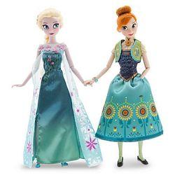 Анна и Эльза - Холодное Сердце (Disney Frozen Royal Sisters Doll Anna and Elsa, Princess.)