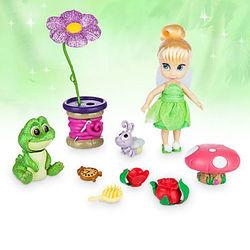 Малышка Тинкербэль (13 см.) (Disney Animators Collection Tinkerbell Mini Doll)