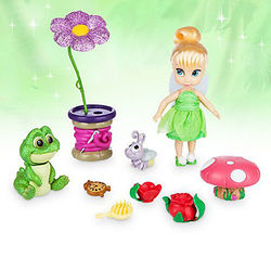 Малышка Тинкербэль (13 см.) (Disney Animators Collection Tinkerbell Mini Doll)