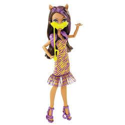 Клодин Вульф - Добро пожаловать в Монстр Хай: Танцы с перепугу (Clawdeen Wolf - Monster High Welcome to Monster High Dance the Fright Away)