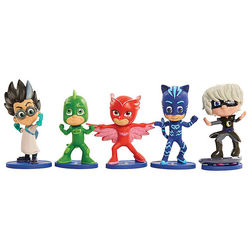 Коллекционные фигурки - Герои в масках (PJ Masks Collectible Figure Set)