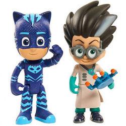"""Кэт Бой и Ромео - фигурки """"Герои в Масках"""" (Disney Junior PJ Masks Catboy & Romeo Action)"""