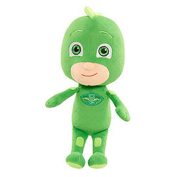 Мягкая игрушка - Гекко (20 см.) (PJ Masks Mini Stuffed Figure Gekko)