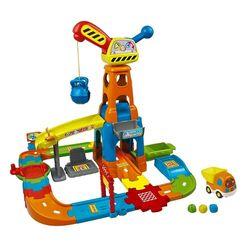 Конструктор - Строительный набор (VTech Go! Go! Smart Wheels- Construction Playset)