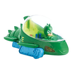 Гекко и автомобиль - Deluxe (PJ Masks Deluxe Gekko Mobile Vehicle)