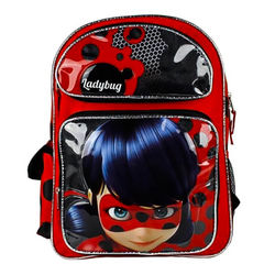 "Школьный Рюкзак - Леди Баг (Nickelodeon Miraculous Ladybug 16"" School Backpack)"