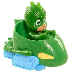 Гекко и автомобиль - Mini (PJ Masks Mini Wheelie Vehicle Gekko-Mobile - Gekko)