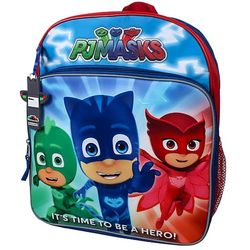 "Рюкзак - Время быть героем! (PJ Masks Owlette, Gekko and Catboy ""It's Time To Be A Hero!"")"