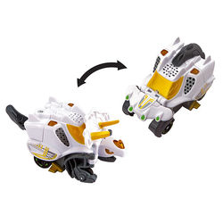 Дино-Трансформер - Трицератопс (VTech Switch & Go Dinos Turbo Dart The Triceratops)