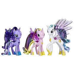 Набор Пони - Фестиваль Дружбы Принцесс (My Little Pony The Movie Friendship Festival Princess)