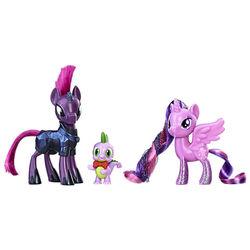Набор Пони - Фестиваль Дружбы Недругов (My Little Pony the Movie Friendship Festival Foes Pack)