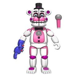 Фредди веселый (фантайм) (Funko Five Nights Fun Time Freddy Articulated)