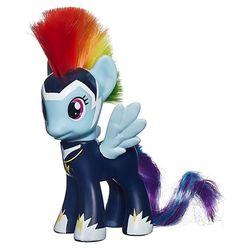 Пони Радуга Дэш - могучие пони (My Little Pony Friendship is Magic Power Ponies - Rainbow Dash)