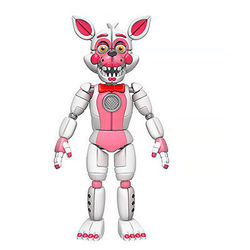 Фокси - Сестринская локация / Систер Локейшен (Funko Five Nights at Freddy' s: Sister Location - Funtime Foxy)