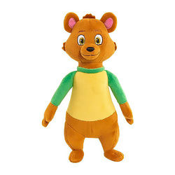 Мишка плюш - Голди и Мишка (Disney Junior Goldie and Bear Mini Plush - Bear)