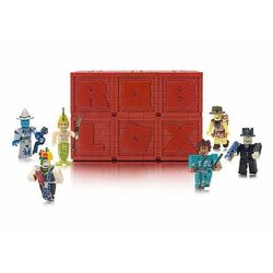 Мистери набор Роблокс 6 шт. 4-серия (Roblox Mystery Figure Series 4)