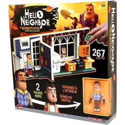 Конструктор Привет Сосед - дом соседа (McFarlane Toys Hello Neighbor The Neighbor's House Large Construction Set)