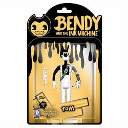 Бенди и чернильная машина: Подвижная фигурка Том 2-серия (Bendy and the Ink Machine : Tom Action Figure)