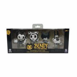 Бенди и чернильная машина: Коллекционный набор фигурок (4 фигуры) (Bendy and the Ink Machine : Collectible Figure Pack (4 Figures))