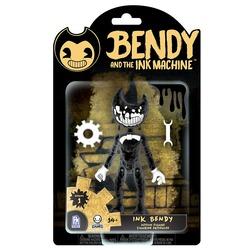 Подвижная фигурка Чернильный Бенди 1-серия (Ink Bendy Action Figure)