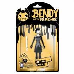 Бенди и чернильная машина: Подвижная фигурка Эллисон Энджел 2-серия (Bendy and the Ink Machine : Allison Angel Action Figure)