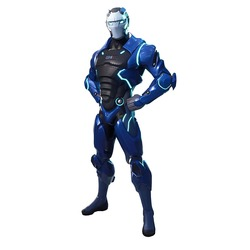 Карбид - премиум Фортнайт (McFarlane Toys 10608-4 Fortnite Carbide Premium Action Figure)