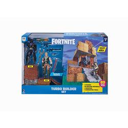 Конструктор Фортнайт - Turbo Builder - Джонси и Ворон (89 деталей) (Fortnite FNT0036 Turbo Builder Set 2 Figure Pack, Null)