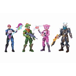 Отряд Фортнайт (Fortnite Squad Mode 4 Figure Pack)