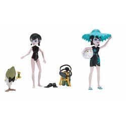 Отель Трансильвания - Подводное плавание с привидениями и Монстр круиз Мейвис (Hotel Transylvania Figure 2-Pack, Spooky Scuba & Monster Cruise Mavis)