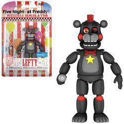 Лефти - Симулятор Пиццы (Five Nights at Freddy's Pizza Simulator - Lefty Collectible Figure)