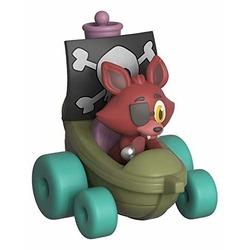 Супер гонщики Пират Фокси (Funko Super Racers: Five Nights at Freddy's - Foxy The Pirate)