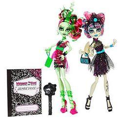 Венера Макфлайтрап и Рошель Гойл - Зомби танец (Venus McFlyTrap and Rochelle Goyle - Zombie Shake)