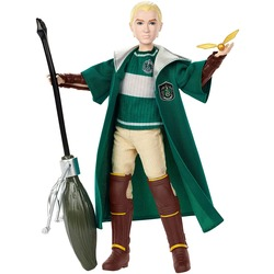 Кукла Драко Малфой - Серия игры Квиддич (Harry Potter Quidditch Draco Malfoy)