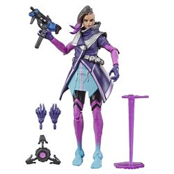 Сомбра - фигурка Overwatch (Hasbro Overwatch Ultimates Series Sombra Collectible Action Figure)