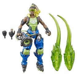 Лусио - фигурка Overwatch (Hasbro Overwatch Ultimates Series Lucio Collectible Action Figure)