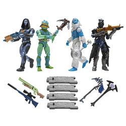 Отряд Фортнайт - серия 2 (Fortnite Squad Mode 4-Figure Pack, Series 2)