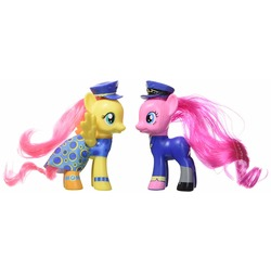 "Флаттершай и Пинки Пай - ""Дружба - это магия"" (My Little Pony Friendship is Magic Wonderbolts Fluttershy & Pinkie Pie GENERAL)"