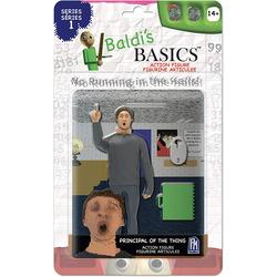 Фигурка Директор из игры Балди Басикс (Baldi's Basics Action Figure (Principal))
