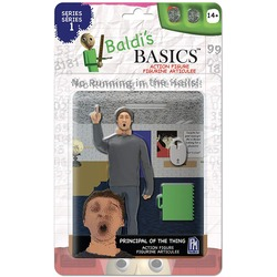 Фигурка Директор из игры Балди Басикс (Baldi's Basics Action Figure (Principal))
