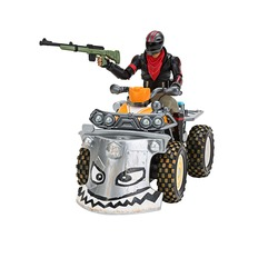 Набор фортнайт Квадролом (Квадкразер) и Герой асфальта (Fortnite Quadcrasher Vehicle)