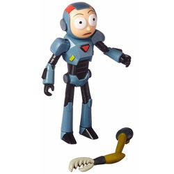 Фигурка Морти в костюме для чистки - Рик и Морти (Собери - Кромбопулос Майкл) (Funko Action Figure Morty-Morty Purge Suit Collectible (Krombopulos Michael))