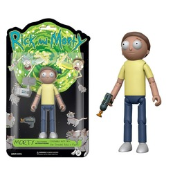 Фигурка Морти - Рик и Морти (Собери - Снафелс Снежок) (Funko Articulated Rick and Morty Morty Action Figure)
